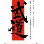Фестиваль традиционных боевых искусств Японии